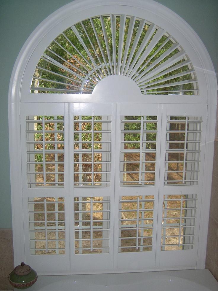 Shaped shutters 1
