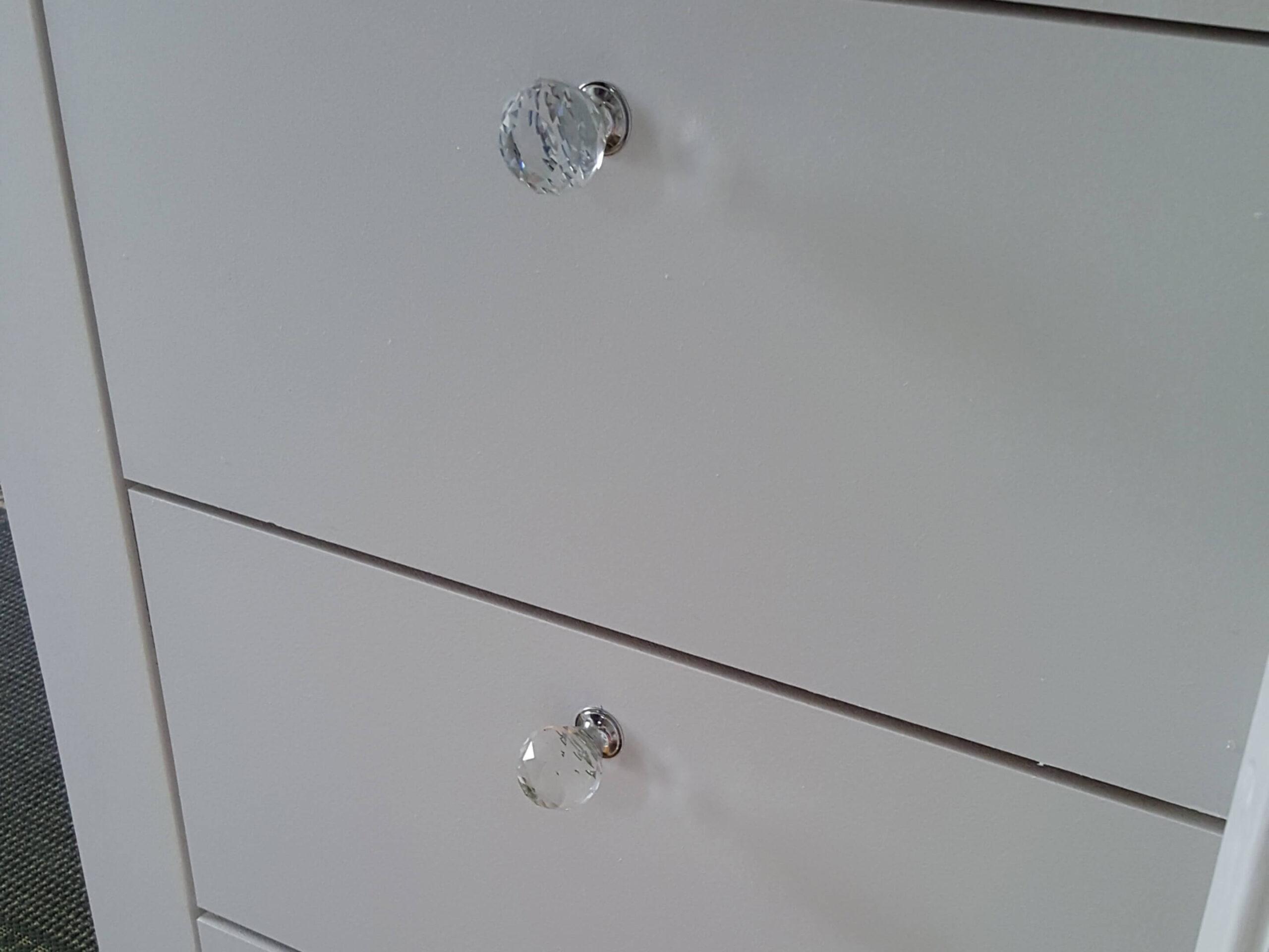 Built in halfway cupboards 8