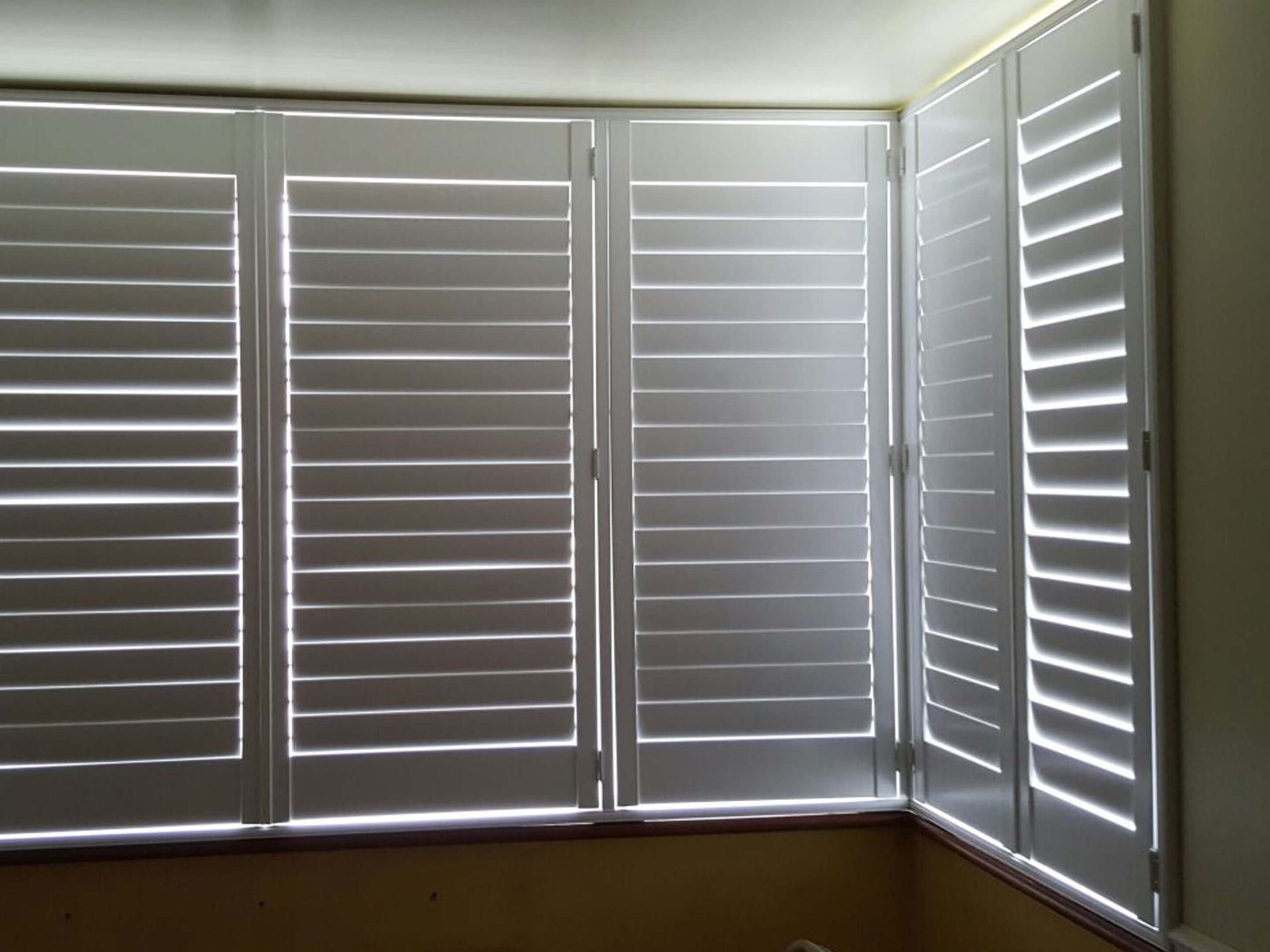 Dining Room Shutters 2