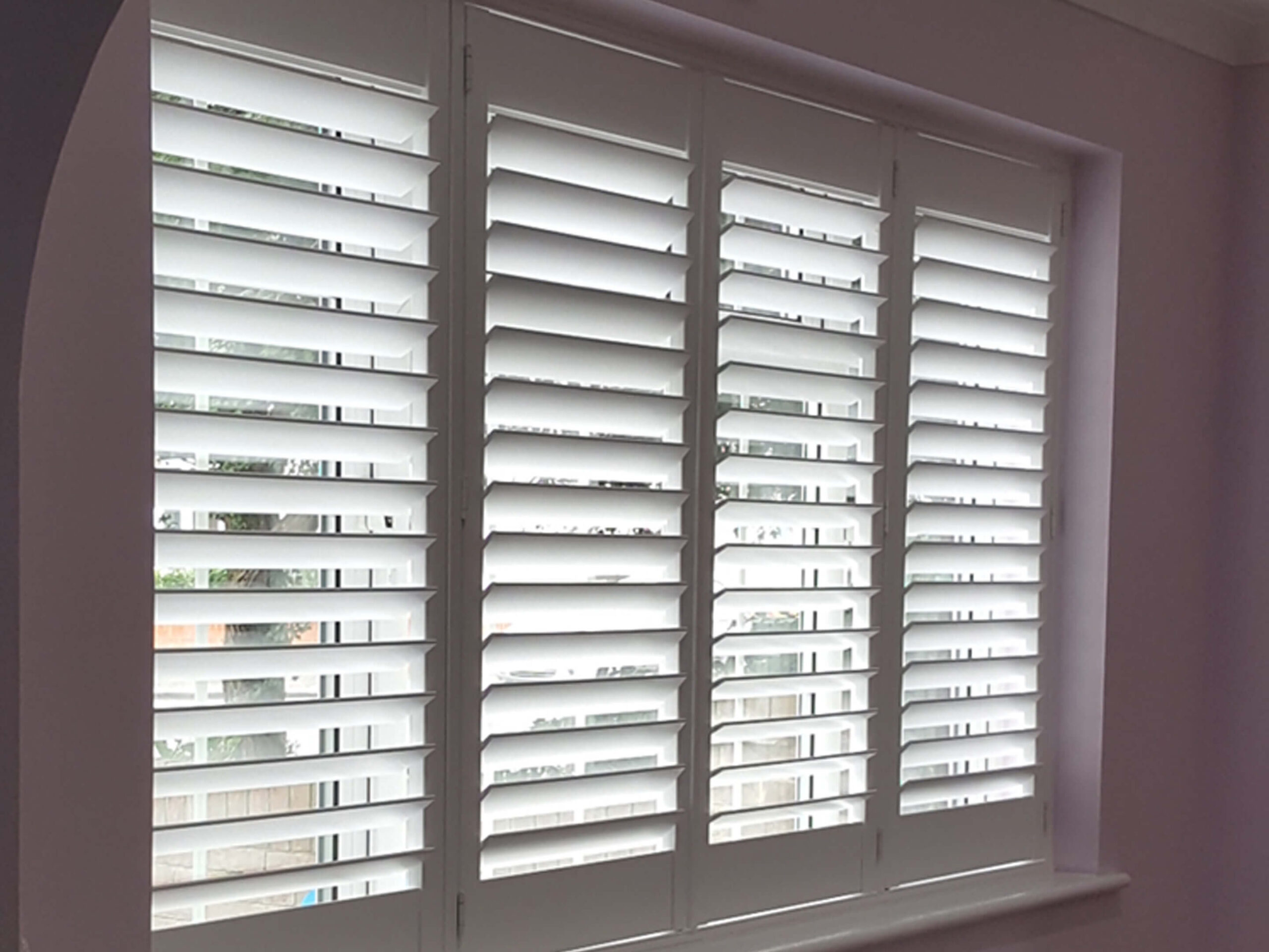 Dining Room Shutters 4