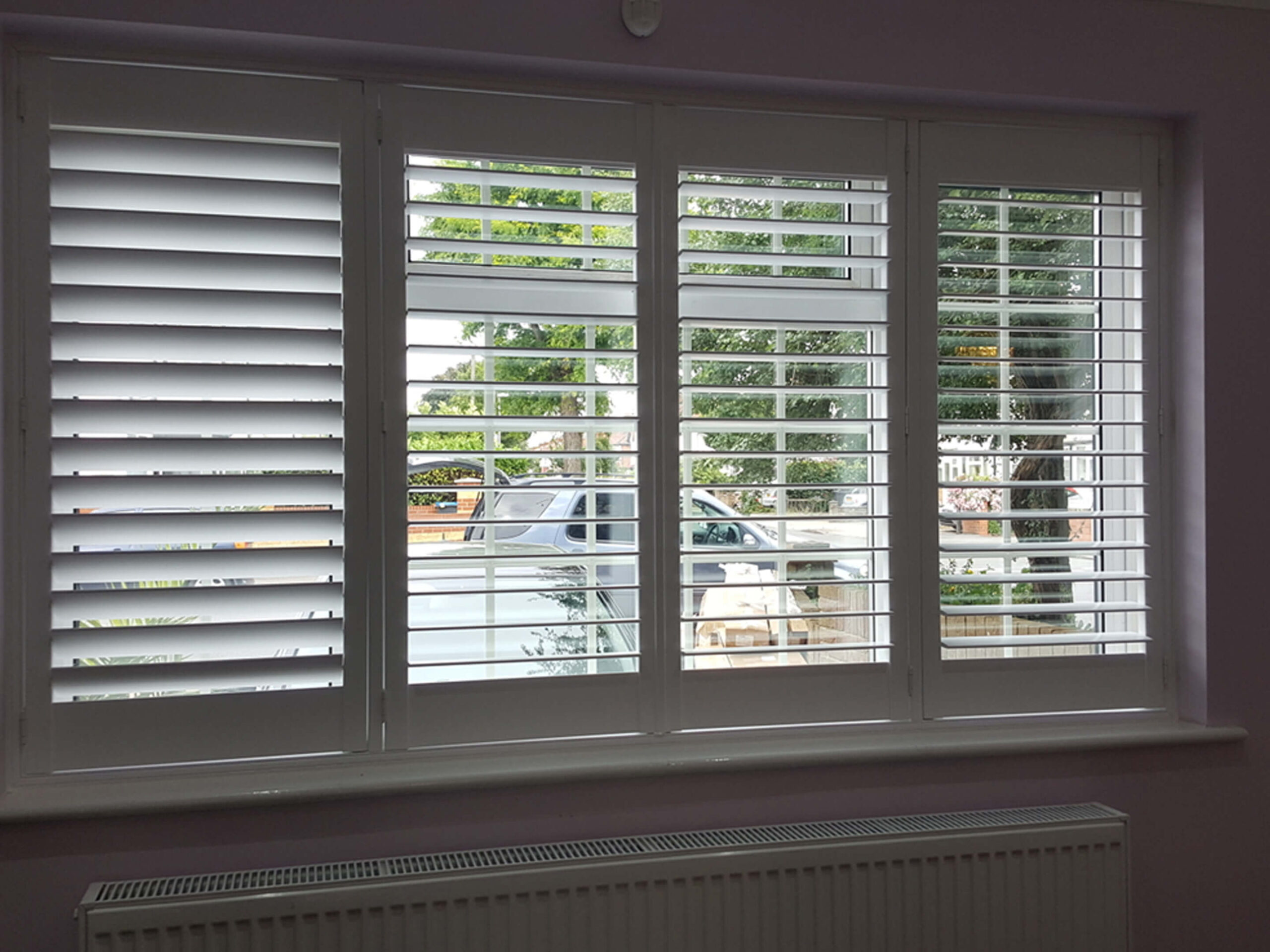 Dining Room Shutters 5