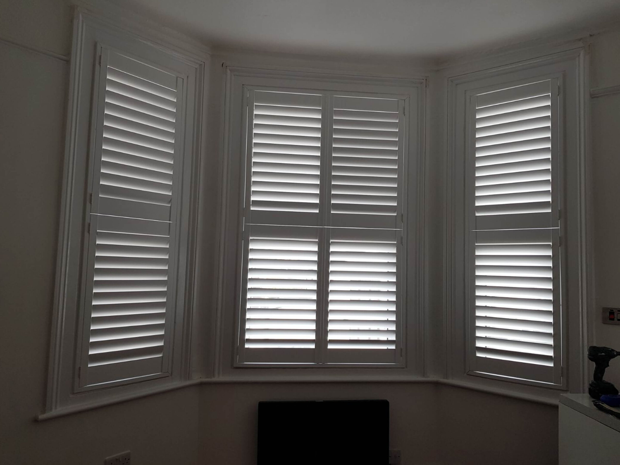 Dining Room Shutters 6