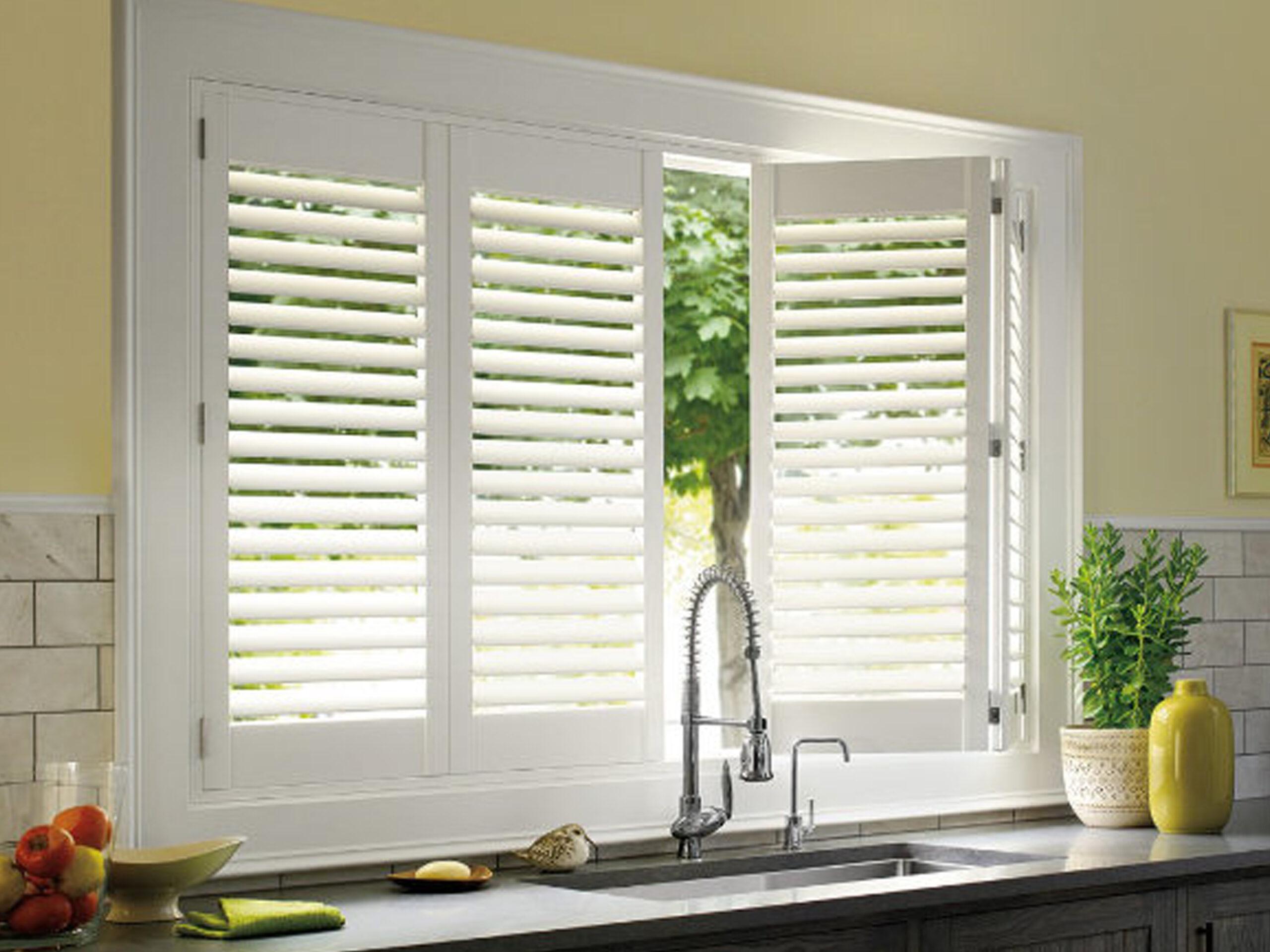 Kitchen wooden shutters 4 4